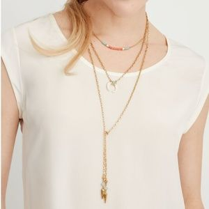 Rebecca Minkoff x Stella & Dot Grandi Necklace